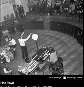 Pink Floyd 1971 4x12, 2 x15