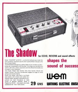 WEM Shadow inside page