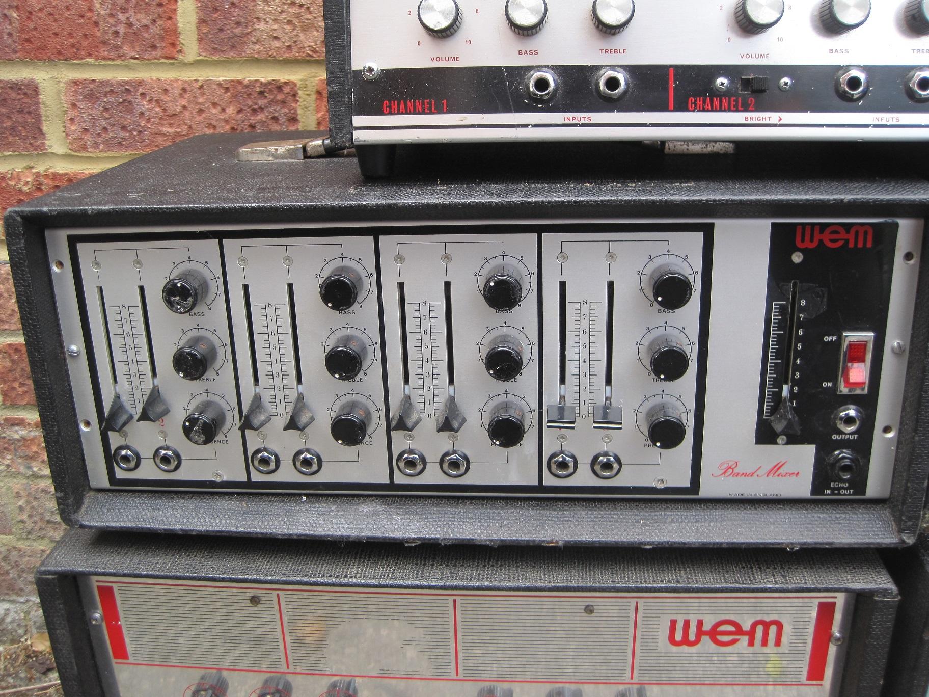 AX40 / AX100, GX40 & GR60 | Wem Owners Club