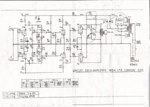 ER15 Schematic