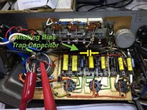 Mk II circuit board