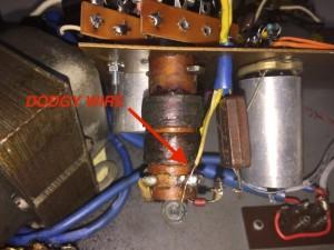 Mk II osc coil