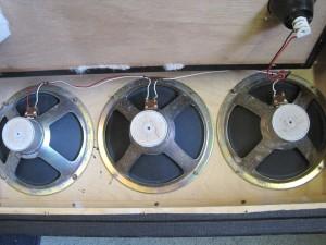 3x10 speaker 1 inside 1