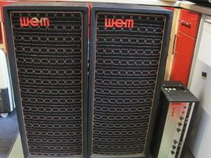 3x10 speakers front 1