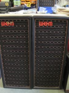3x10 speakers front 2
