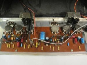 ER40 - pre-amp