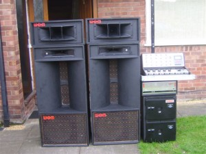 wem X39 plus wem horns and isle of wight rack SV208961
