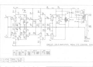 65 ER15 Circuit