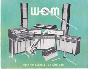 WEM 1960s 1-1