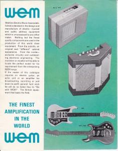 WEM 1960s 1-2