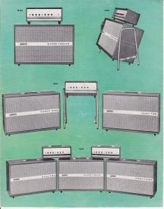 WEM 1960s 1-8