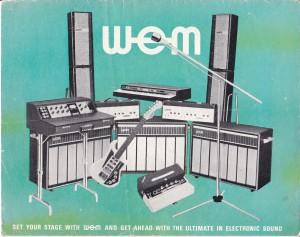 WEM 1960s 2-1